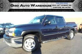 Chevrolet Silverado 1500 Extended Cab V8 In Ohio For Sale ▷ Used ...
