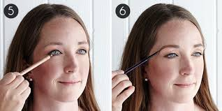 make up tricks step 5 6