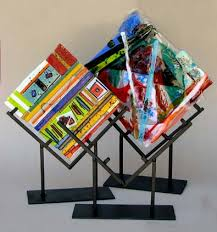 Art Glass Display Stands Display Stands for Glass Sundance Art Glass Center 1