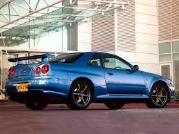 NISSAN Skyline GT-R V-Spec (R34) specs - 1999, 2000, 2001, 2002 ...