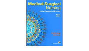 Medical-Surgical Nursing (4th, 08) by LeMone, Priscilla - Burke, Karen M  [Hardcover (2007)]: LeMone: Amazon.com: Books