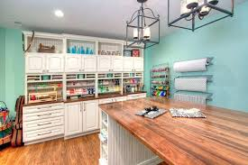 office craft room ideas. Craft Office Room Ideas Art And Home Traditional With White Cabinets Wood Design T