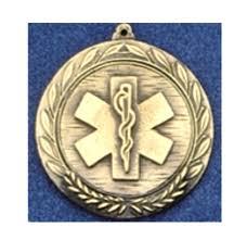 star of life medal for ems emt paramedics