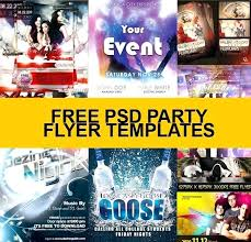 Free Flyers Backgrounds Blank Flyer Background Templates Vector Template Free