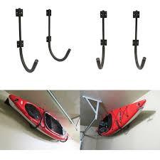 kayak canoe storage wall hanger hook