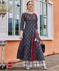 Designer Kurtis Collection Printed Kurtis Wholesale Formal Wear Designer Kurtis Buy