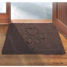 Dog Gone Smart Dirty Dog Doormat Brown Large - Dog Miscellaneous ...