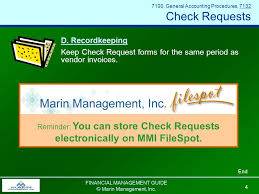 Financial Management Guide © Marin Management, Inc. 1 A. The Purpose ...