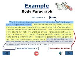 Writing an essay with introduction body conclusion         Original