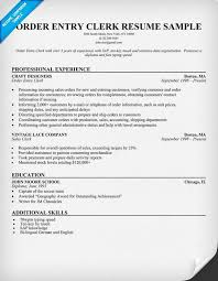 File Clerk Resume Sample | Oakandale.co