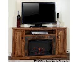 Sedona Furniture Sunny Designs Fireplace Media Console Sedona By Sunny Designs Su 3488ro