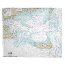 Ma Nantucket Sound And Approaches Ma Nautical Chart