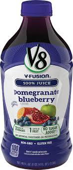v8 v fusion pomegranate blueberry 46 fl oz