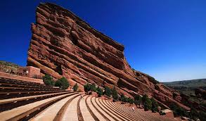 Red Rocks Amphitheatre Seating Chart All Reserved Red Rocks Amphitheatre Concerts And Events In Denver