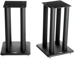 speakers with stands. for many of the same reasons that it is advisable to sit your bookshelf speakers on stands as opposed anywhere else (\u2026 such bookshelves. with