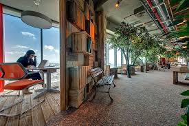 Google office tel aviv 21 Workplace 21 Of The Coolest Offices On The Planet Youll Wish You Worked At Google Office Vogue Sugar Google Office
