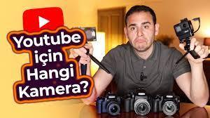 Youtube için Kamera Önerileri 2021 | (Örnek Videolarla) - YouTube