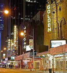 Sondheim Theater Seating Chart Broadway Theatre Wikipedia