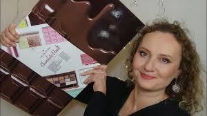 makeup revolution zestaw chocolate vault zapowiedź rozdania nowe czekoladki