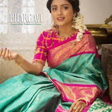 Designer Wear Sarees In Hyderabad Where To Shop Bridal Kanjivaram Sarees In Hyderabad