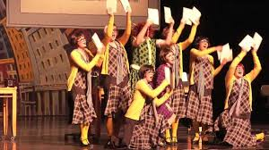 thoroughly modern millie broadway. Fine Millie Thoroughly Modern Millie  Departments Of Theatre Arts And Music In Broadway E