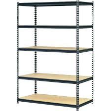 plastic storage shelf plastic storage shelves 5 shelf plastic ventilated storage shelving unit