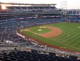 Washington National Seating Chart Views Nationals Park Section 224 Seat Views Seatgeek