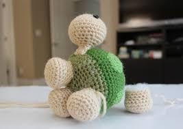 """Free Crochet Turtle Pattern Adorable Little Muggles TURTLE Crochet Along Pattern """"Sheldon"""""""