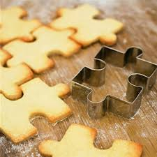 6 Styles Animal Pet Dog Bone Paw Cookie Cutter Mold <b>3D</b> Sugar ...