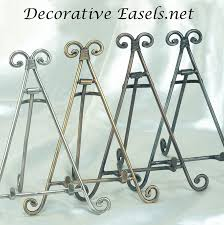Large Plate Display Stands Large Selection Of Display Easels And Decorative Easels For All 33