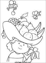 De Boomgaard Kleurplaat Google Zoeken Meyve Sebze Fruit