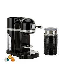 Homewares: Coffee Machines Nespresso Artisan Nespresso Machine ...