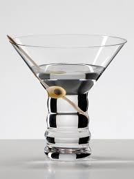 riedel o glass martini
