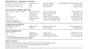 technical theatre resume templates technical theatre resume template syncla co