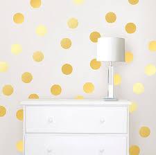 Wall Pops WPD1642 Gold Confetti Dot Decals - - Amazon.com