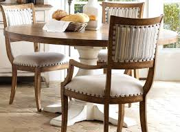 Square Pedestal Kitchen Table Small Round Trend Dining Set With Leaf ...