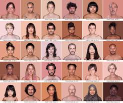 Humanae Pantone Skin Color Project Showcases Full Spectrum