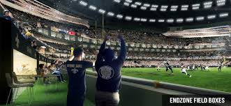 New Orleans Superdome Seating Chart 3d Superdome Renderings Unveiled Construction Firm Appointed