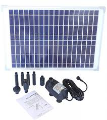 Solar Water Pump Kit With Led Lights The Best Solar Fountain Pump And Solar Pond Pump Reviews