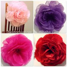 Paper Flower Tissue Paper Paperbloomz Large Paper Roses Tissue Paper Flowers For Wall Decorations Buy Giant Paper Flowers Paper Decorations Big Flowers Rose Flowers Wall