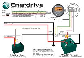 enerdrive xantrex battery monitor fitting tips and hints enerdrive battery monitor connections