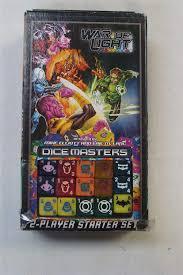 Dc Comics Dice Masters War Of Light Wizkids Dice Masters War Of Light Starter