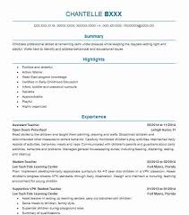 Best Assistant Teacher Resume Example | Livecareer
