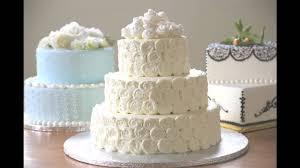 Simple Easy Wedding Cake Decorations