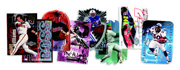 Trading Card Design Fleer Trading Cards Captured Everything Great About The 1990s