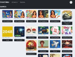 fightinggames org screenshot