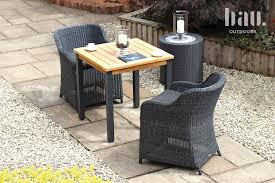 contemporary garden furniture range at