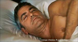 The Perfect Men  George Clooney  nude