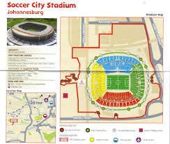 Fifa 2010 World Cup Johannesburg Soccer City Stadium Aka