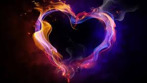 Image result for burning heart